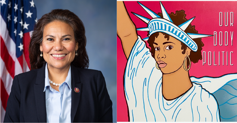 Our Body Politic: Representative Veronica Escobar on leading El Paso through the Covid crisis, Black homeownership rates in a new light, and Latino representation on the small screen